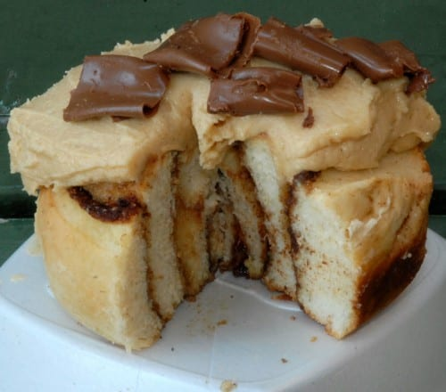 Mr. Sticky's Sticky Buns - Peanut Butter