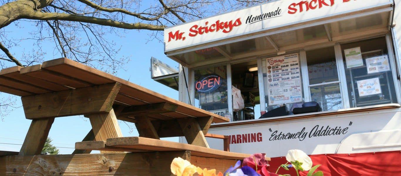 Mr. Sticky's Sticky Buns - Lancaster & Williamsport PA