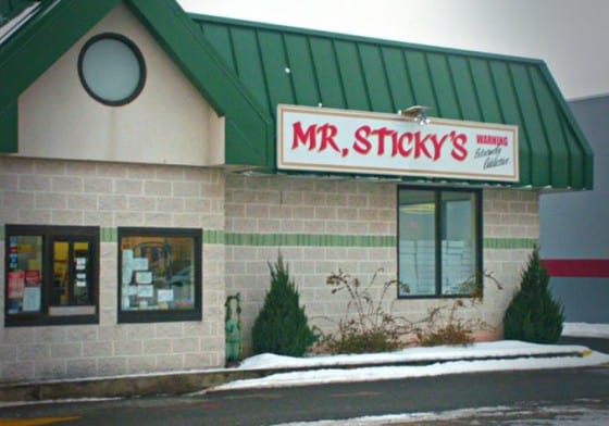 Mr. Sticky's - Williamsport