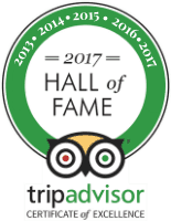 Mr. Sticky's - Tripadvisor Certificate of Excellence